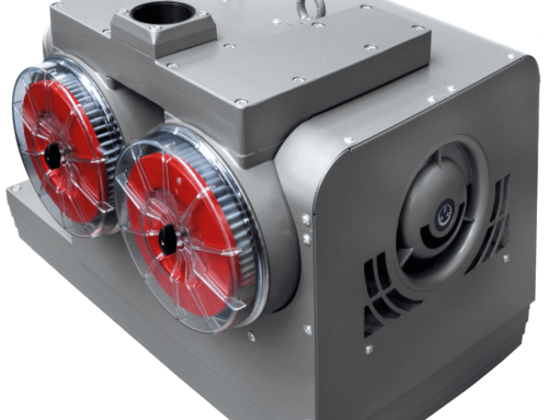 The claw vacuum pumps form  Becker Ibérica