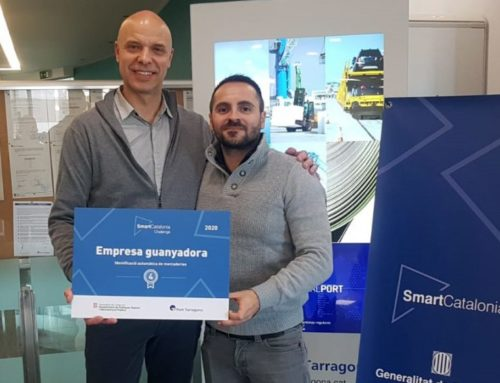 Vidmar, company winner of the Smart Catalonia Challenge