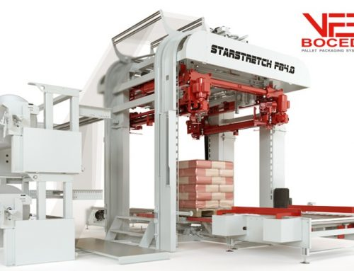 BOGA TECNICA will present at EXPOSOLIDOS 2019 the new starstretch sheather FB 4.0