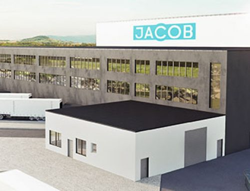 JACOB TKS will present its metallic pipes at EXPOSOLIDOS 2019